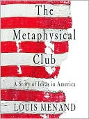 The Metaphysical Club by Louis Menand: Audio Book Cover