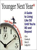 Younger Next Year by Chris Crowley: Audio Book Cover
