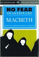 Macbeth (No Fear Shakespeare Series) by William Shakespeare: Book Cover