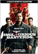 Inglourious Basterds with Brad Pitt