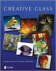 Creative Glass by Danijela Kracun: Book Cover