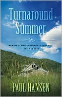 Turnaround Summer by Paul Hansen: Book Cover