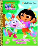 Dora's Birthday Surprise! (Dora the Explorer) by Molly Reisner: Book Cover
