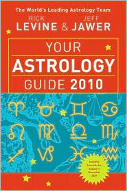Your Astrology Guide 2010 by Rick Levine: Book Cover