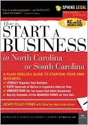 download Start A Business In North Carolina Or South Carolina book