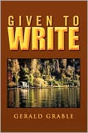 download Given To Write book