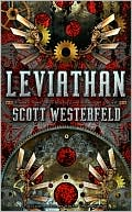 Leviathan by Scott Westerfeld: Book Cover