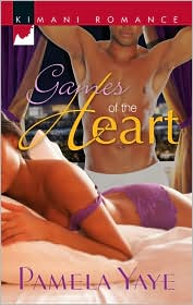 Games of the Heart, Kimani Romance Series, Pamela Yaye, Book ...