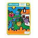 Mr. Men Little Miss Magnetic Action Figures by Galison/Mudpuppy: Product Image