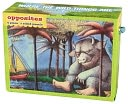 Wild Things 2 in 1 Puzzle by Galison/Mudpuppy: Product Image