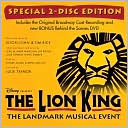 The Lion King On Broadway: CD Cover