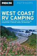 Moon West Coast RV Camping by Tom Stienstra: Book Cover