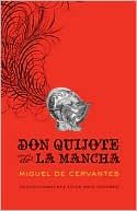 Don Quijote de la Mancha by Miguel de Cervantes Saavedra: Book Cover