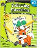 download Ready Set Learn : Following Directions (Grade K-1) book