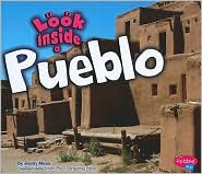 Look Inside a Pueblo by Jenny Moss: Book Cover