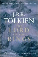 The Lord of the Rings by J. R. R. Tolkien: Book Cover