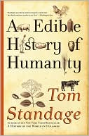 An Edible History of Humanity by Tom Standage: Book Cover