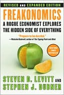 Freakonomics by Steven D. Levitt: Book Cover