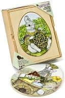 Jan Brett's Easter Egg Wooden Puzzle Set by Barnes & Noble: Product Image