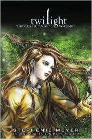 Twilight: The Graphic Novel, Volume 1 by Stephenie Meyer: Book Cover