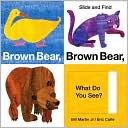 Brown Bear, Brown Bear, What Do You See? Slide & Find by Bill Martin Jr.: Book Cover
