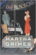 The Black Cat (Richard Jury Series #22) by Martha Grimes: Book Cover