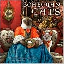 2011 Bohemian Cats Wall Calendar by Karen Mahoney: Calendar Cover