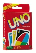 UNO by Mattel: Product Image