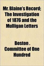 Mulligan Letters   RM.