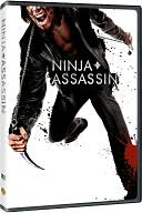 Ninja Assassin with Rain