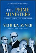 The Prime Ministers by Yehuda Avner: Book Cover