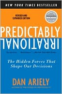 Predictably Irrational by Dan Ariely: Book Cover