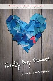 Twenty Boy Summer by Sarah Ockler: Book Cover