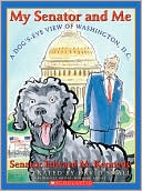 A Dog's Eye View Of Washington, D.C. by Edward M. Kennedy: Book Cover