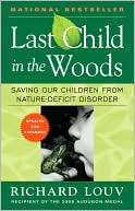 Last Child in the Woods by Richard Louv: Book Cover