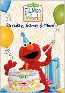Sesame Street: Elmo's World - Birthdays, Games and More with Ken Diego