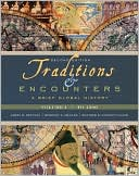 Traditions and Encounters by Jerry Bentley: Book Cover