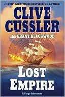 Lost Empire (Fargo Adventure Series #2) by Clive Cussler: Book Cover