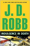 Indulgence in Death (In Death Series #31) by J. D. Robb: Book Cover