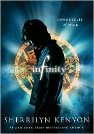 Infinity (Chronicles of Nick Series #1) by Sherrilyn Kenyon: Book Cover