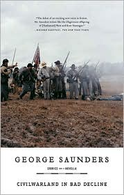 CivilWarLand in Bad Decline by George Saunders: Book Cover