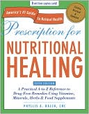 Prescription for Nutritional Healing by Phyllis A. Balch: Book Cover
