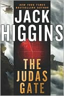 The Judas Gate (Sean Dillon Series #18) by Jack Higgins: Book Cover