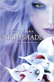 Nightshade (Nightshade Series #1) by Andrea Cremer: Book Cover