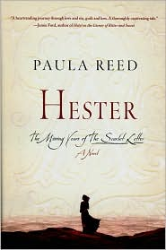 book cover for Hester by Paula Reed