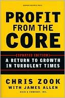Profit from the Core by Chris Zook: Book Cover