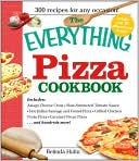 The Everything Pizza Cookbook by Belinda Hulin: Book Cover