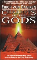 Chariots of the Gods by Erich von Daniken: Book Cover