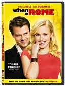 When in Rome with Kristen Bell