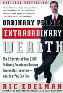Ordinary People, Extraordinary Wealth by Ric Edelman: NOOK Book Cover